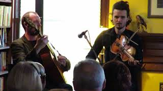 Live From the Ervin's ~ John Doyle with Duncan Wickel ~ Three Tunes