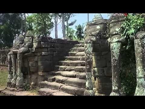 Ангкор Тхом, Великий Город Храмов Камбод