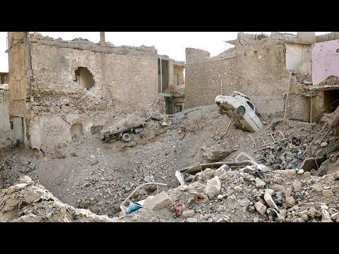 Vidéo : à Mossoul-Ouest, en Irak, histoire d'une frappe meurtrière