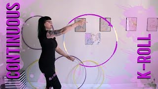 Hoop Tutorial: Continuous Chest Roll/K-Roll