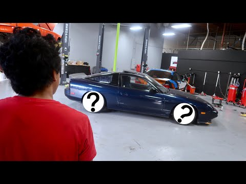 THE 240SX WHEEL REVEAL!!!
