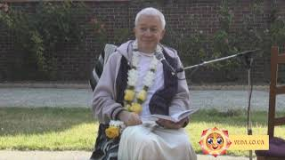 Чайтанья Чандра Чаран дас - ШБ 6.4.23 Духовная сила
