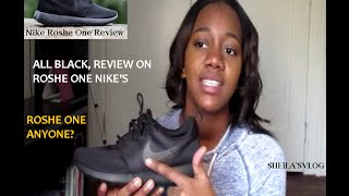 Nike Roshe One Shoes Review