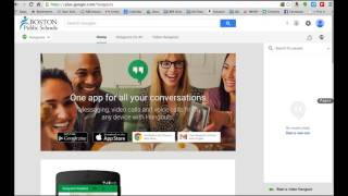TECH TIP: How to Invite Others to a Google Hangout
