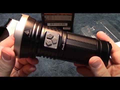 Fenix LD75C flashlight review!