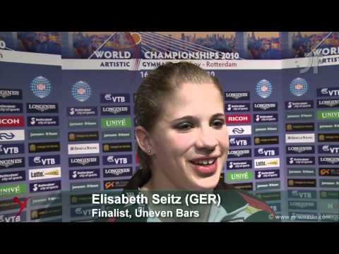 * In Interview: Elizabeth Tweddle (GBR) and Elisabeth SEITZ (GER)