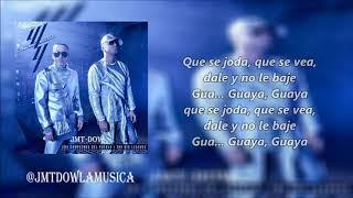 Wisin & Yandel   Guaya (Vídeo Letras) | Reggaeton 2018