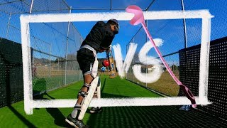 POV Batting- GoPro vs Sidearm!! ||P'sCTV19|| (Ep24)