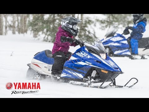 2019 Yamaha SRX120R in Tamworth, New Hampshire - Video 1