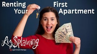 Renting Your First Apartment | Liz$plaining | Apartment Therpay