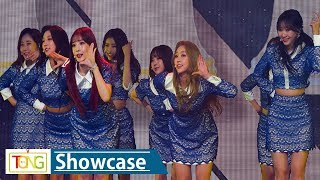 Lovelyz(러블리즈) 'Twinkle'(종소리) Showcase Stage (쇼케이스, Fall in Lovelyz)
