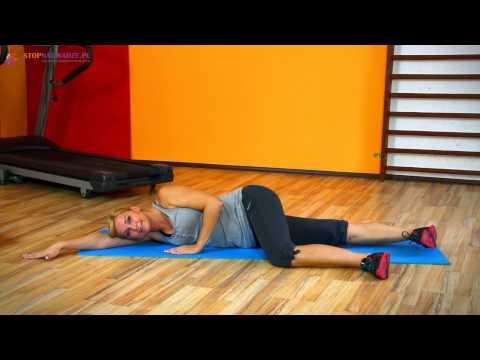 Ćwiczenia mięśni łydki rozciąganie