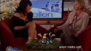 Sara Ramirez on Ellen