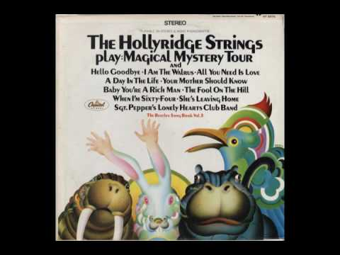 Sgt. Pepper's Lonely Hearts Club Band (Song) by The Hollyridge Strings