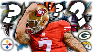3 Dark Horse Teams That Could Sign Colin Kaepernick RIGHT NOW