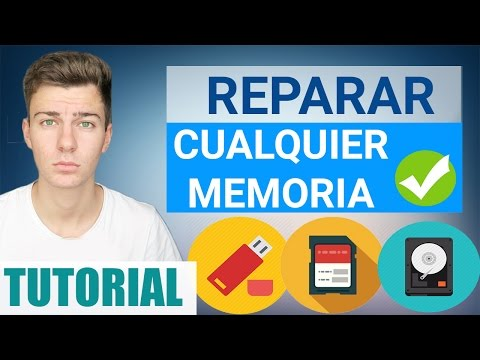 REPARAR Memoria dañada Sin Formatear | Pendrive, USB, Tarjeta SD, Disco Duro