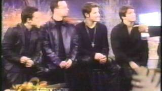 98 Degrees on The Early Show- *My Everything*