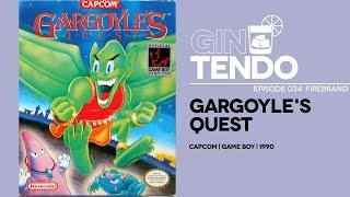 Gintendo Stream #34: Gargoyle's Quest [Firebrand retranslation]