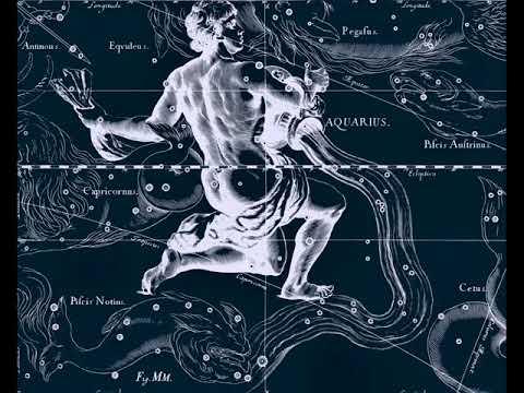 Декады знаков зодиака Водолей