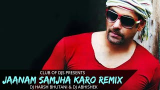 jaanam samjha karo songs remix - TH-Clip
