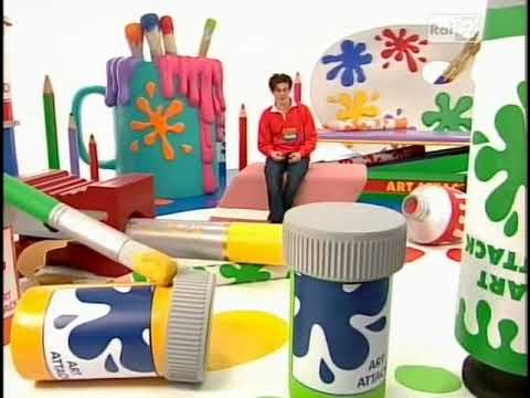 Art Attack - 5x18 - Legnetto su cera