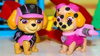 Щенячий патруль новые серии СКАЙ И ФЛАЙ Мультики про игрушки Paw Patrol Мультфильмы для детей