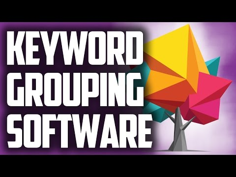 Keyword Grouper Pro Mapping Tools