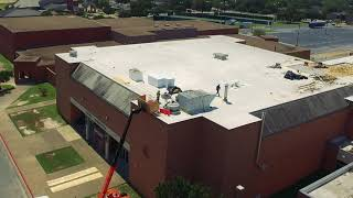2019 BOND UDATE: Bryan High & MC Harris Roof Repair