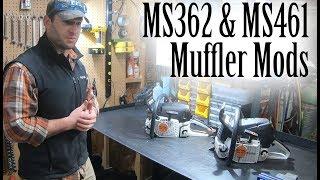 stihl muffler mod - ฟรีวิดีโอออนไลน์ - ดูทีวีออนไลน์ - คลิปวิดีโอฟรี