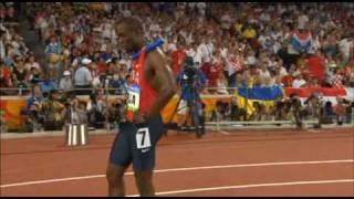 Beijing Olympics 2008 4x400 Men's Relay Final