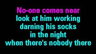 Eleanor Rigby Karaoke The Beatles - You Sing the Hits