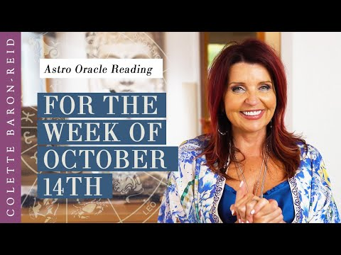 Astrology Oracle Card Reading for the Week of October 14th