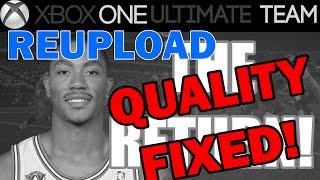 *REUPLOAD* Madden 15 Ultimate Team Gameplay   THE RETURN   Madden 15 Xbox One Gameplay
