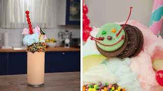 Cute Kid Makes Epic Milkshake For Mom | Kids Give the Scoop by So Yummy