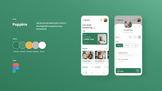 Coffee Shop UI Design With Figma (Speed Art)