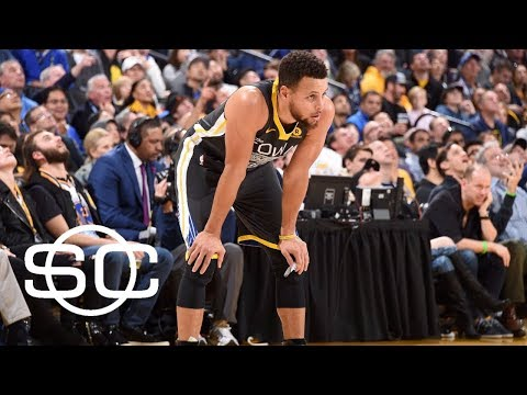 Steph Curry drops 49 against the Celtics | SportsCenter | ESPN