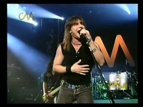 Rata Blanca video Volviendo a casa - CM Vivo 2003