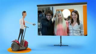preview picture of video 'הבית הכתום - אנדרס שניידר מעצב שיער, תספורות בכרמיאל - shear TV'