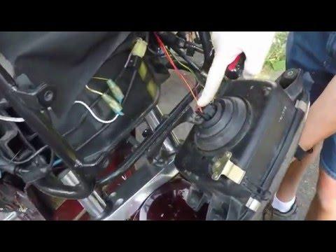 Repair /& upgrade SERVICE for Kawasaki Voyager XII ZG1200 Radio and CB READ!