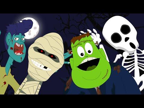Halloween song | Hello It's Halloween