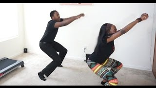 KOREDE BELLO DO LIKE THAT - AFROBEAT WORKOUT || African Dance Workout for Booty, Legs!  by Koboko Fitness