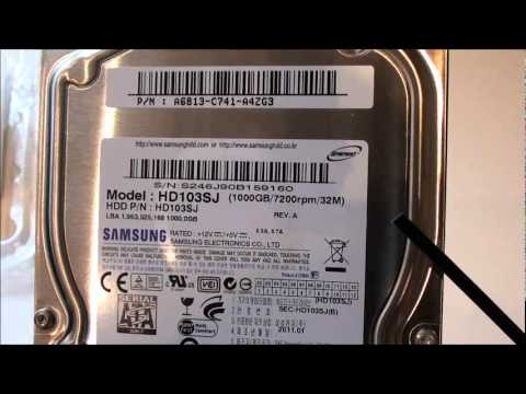 Samsung HD103SJ Spinpoint F3 1TB review