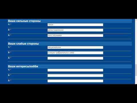 Анкета Аэрофлота: как правильно заполнить (EnglishSky)