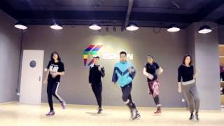 "armin van buuren""feels so good""choreography from kevin shin"
