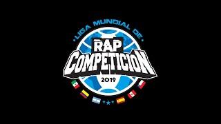 RAP COMPETICION   Argentina vs Chile   Krei vs Ambar   #JuventudUrbana #Freestyle