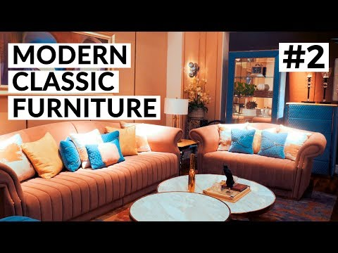 Modern classic furniture from China. Price review #2.