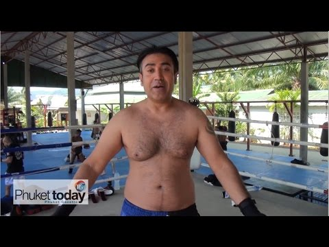 Ajay Malhan's weight-loss challenge at Tiger Muay Thai
