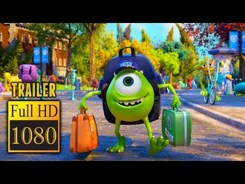 🎥 MONSTERS UNIVERSITY (2013) | Full Movie Trailer in Full HD | 1080p