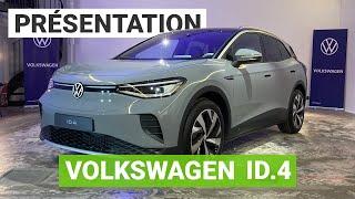 Volkswagen ID4 : tout savoir du SUV électrique sur base d'ID3