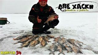 Ловля леща по первому льду на водохранилище